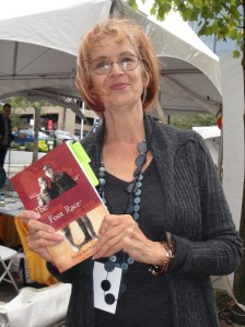 Shirley & her book