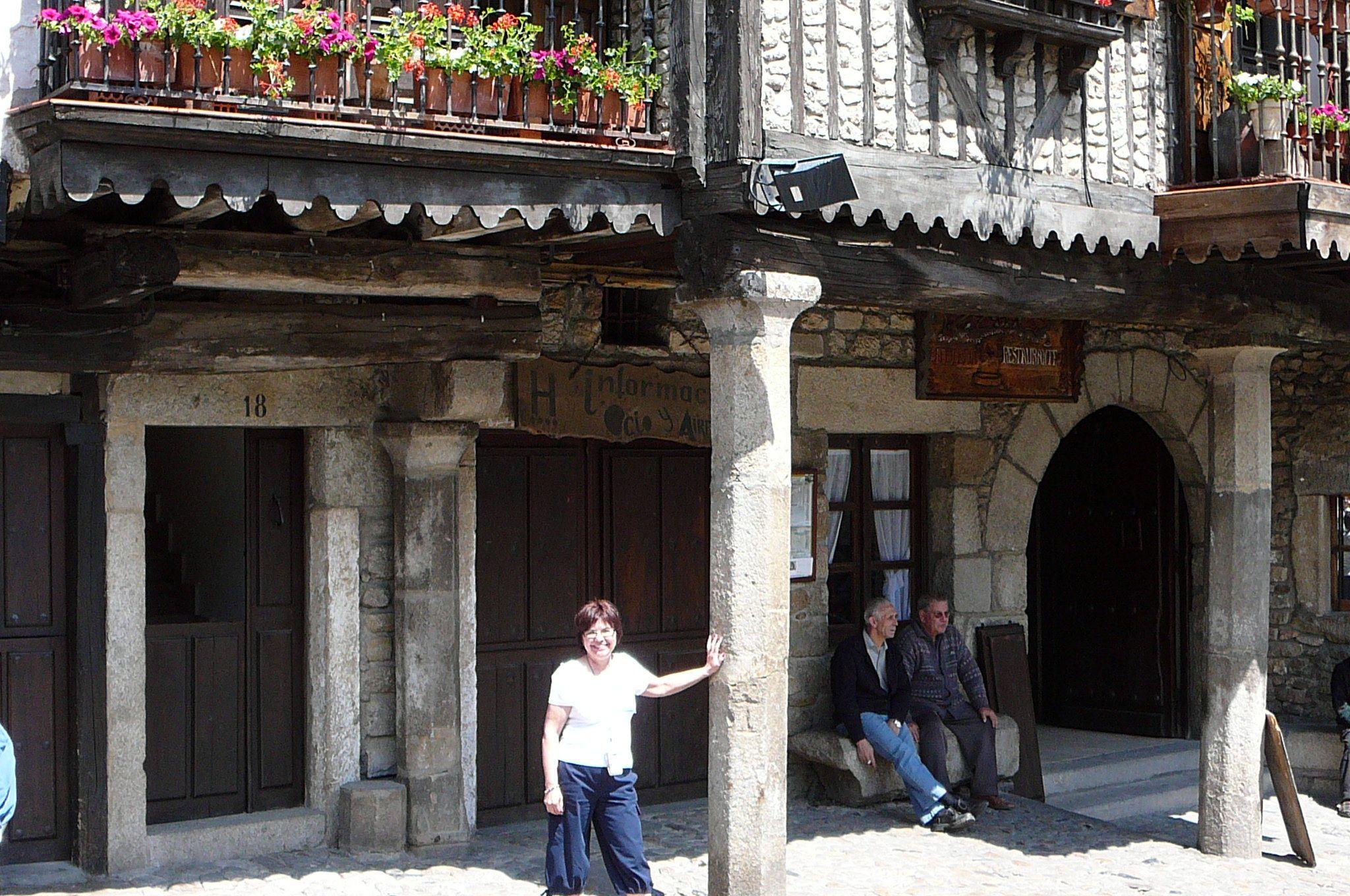Darlene in La Alberca