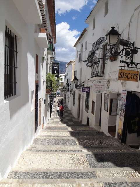 Streets of Altea
