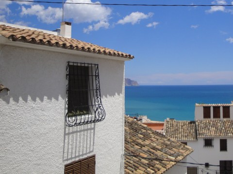 Altea by the sea