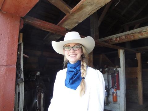 Cowgirl Francis