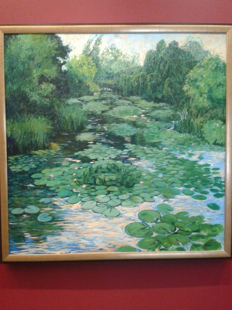 Inspired by Monet