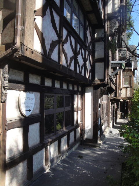 Elizabethan street
