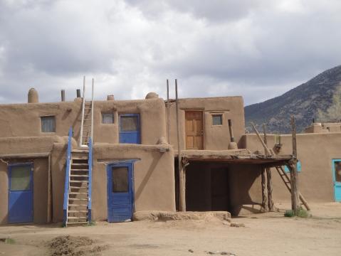 Adobe homes