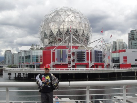 Visiting Science World