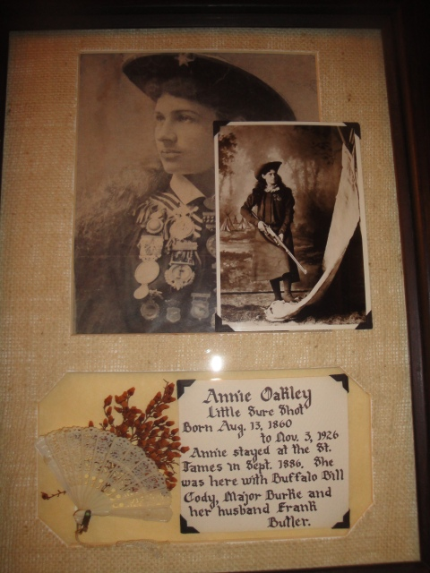 The Annie Oakley Room