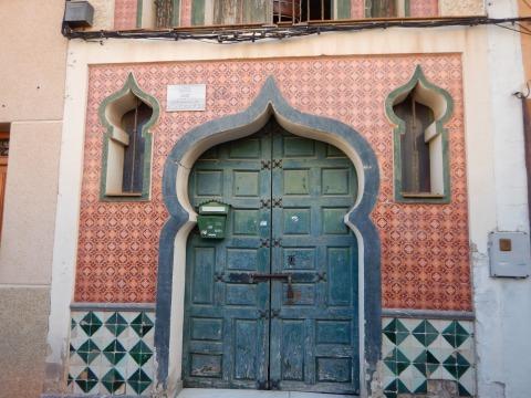 Another interesting doorway