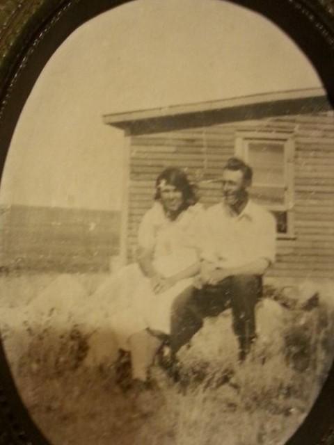 Gramma & Grampa Mehrer