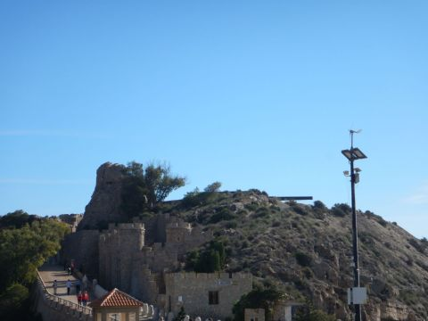 The guns of Mazarron