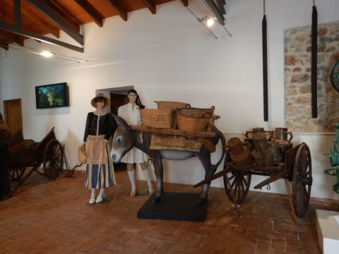 Museum in the old oil mill