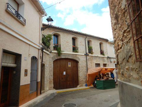 Typical Alalali street