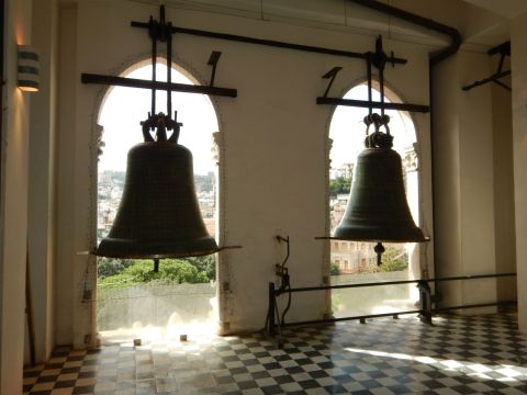 clock tower bells