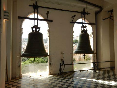 clock tower bells