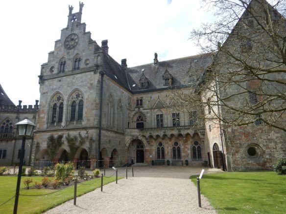 Kronenburg Castle