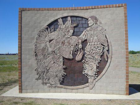 Jim Marshall mural