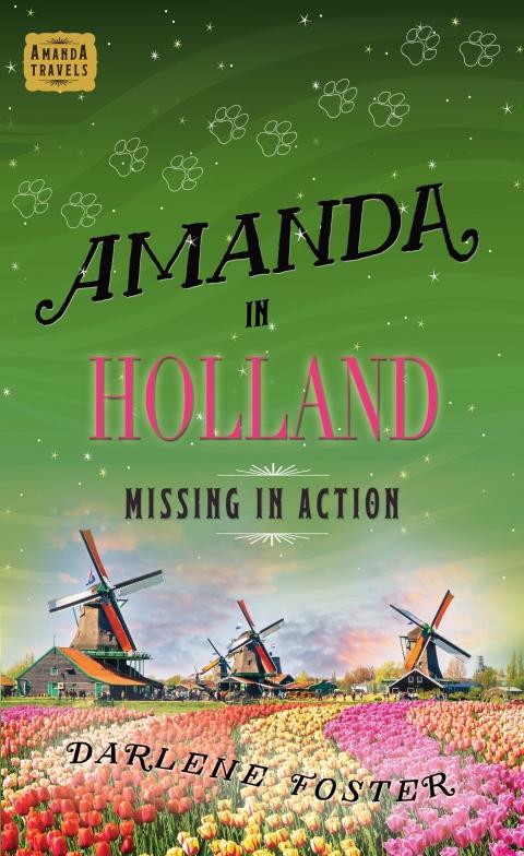 Amanda's Adventures in Holland ARC